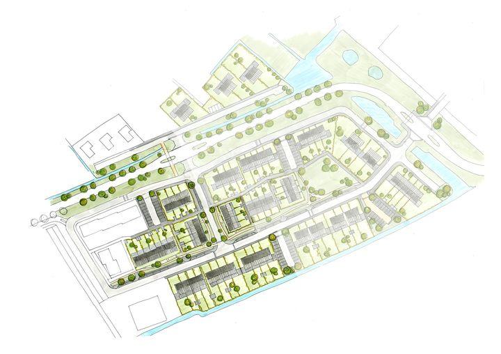 Nieuwbouw Stommeerhoff fase 2 Aalsmeer
